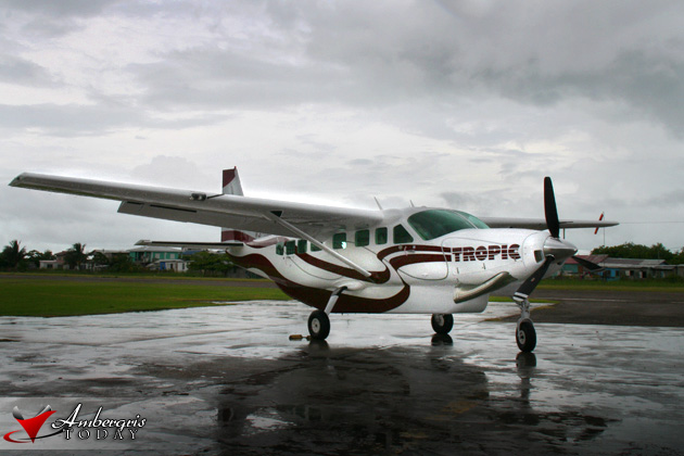Tropic Air ads new plane to fleet