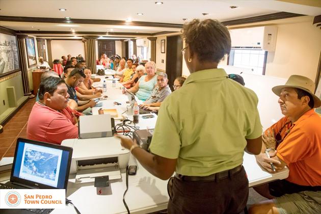 Tropical Storm Earl Treks Towards Belize