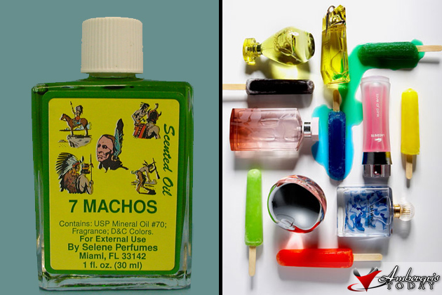 7 Machos Perfume vs New Modern Perfumes