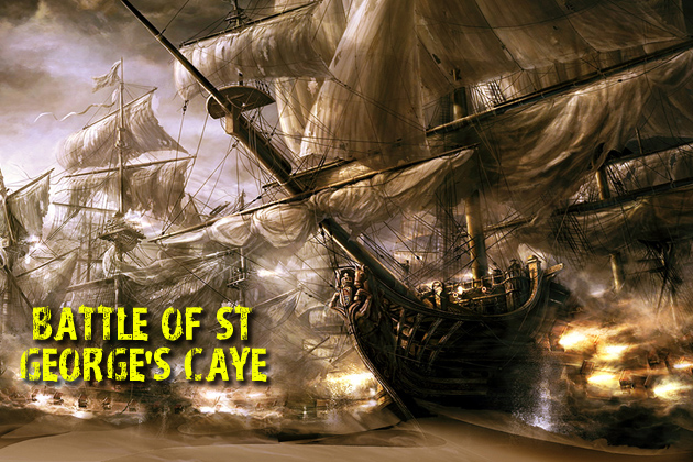 The Battle of St. George's Caye