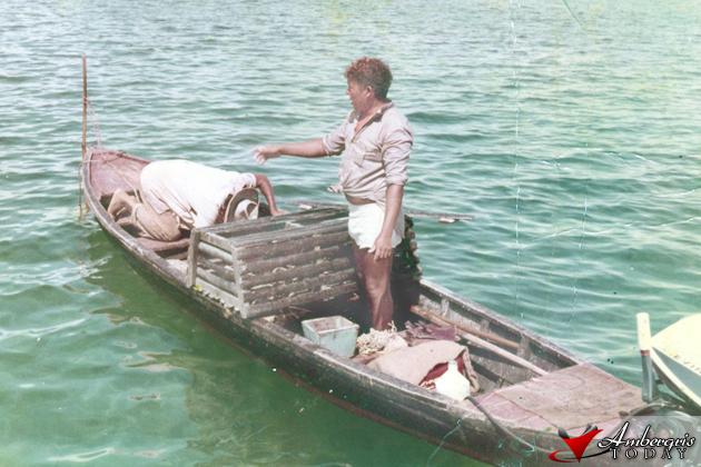 Genaro Nuñez Lobster Fishing