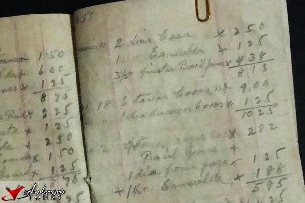 The Salary Book Of Gilberto Gomez Sr