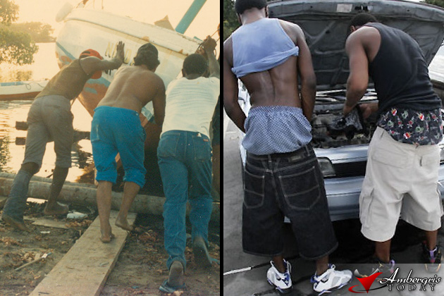 Sanpedranos with rolled up pants vs. sagging pants