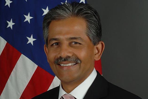 US Ambassador, Vinai Thummalapally