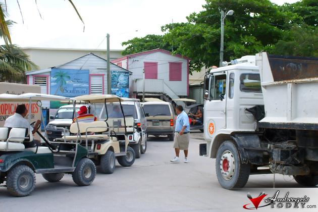 Moratorium on Vehicle Importation Set on Ambergris Caye