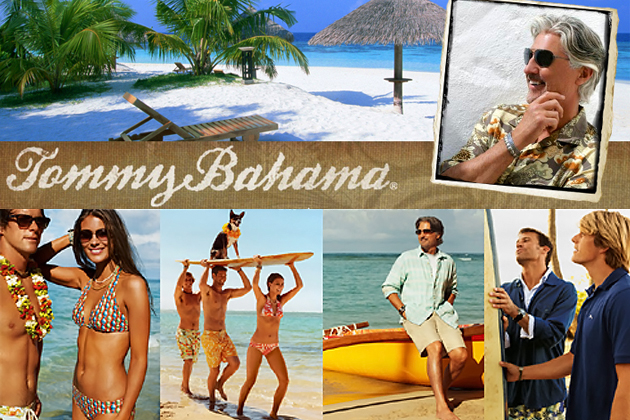 Video Pick: Tommy Bahama Brand Promotes Belize