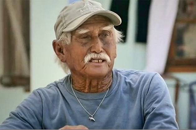 Tribute to Marine Conservationist Lionel Heredia, Oceana