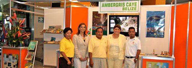Town Councilors at El Salvador Expo