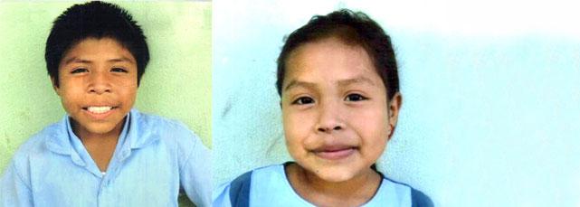 Benjamin and Onelia Rash, Missing Children