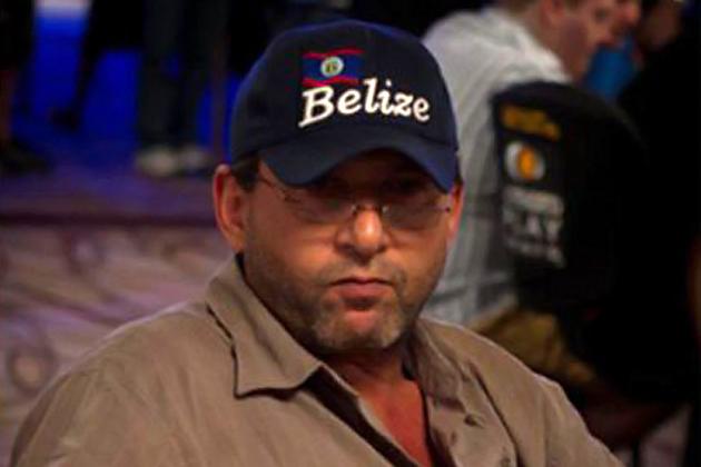 Poker King of Belize Badih Bounahra