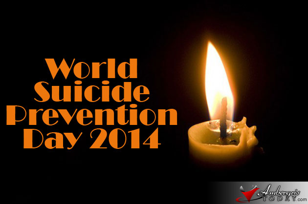 Belizeans Asked to Observe World Suicide Prevention Day 2014