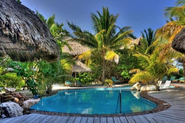 Eco Friendly Xanadu Island Resort