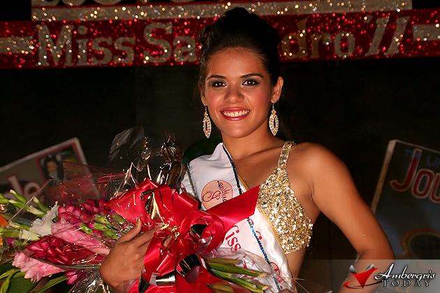 Miss San Pedro 2011 Yakarelis Hernandez