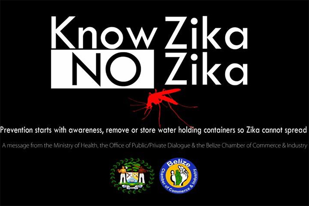 Belize Confirms 46 Cases of Zika, Over 500 Suspected