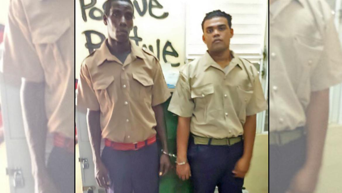 Two Fake Police Officers Detained Pending Charges in Belize City