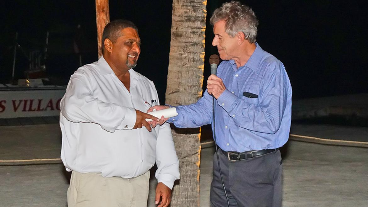British High Commission Appoints James Janmohamed Honorary Consul in Belize