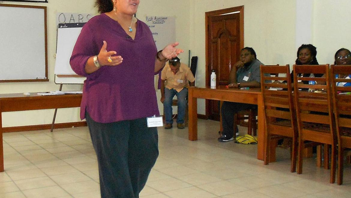 Fifty Four Belizeans Receive Suicide Prevention Training
