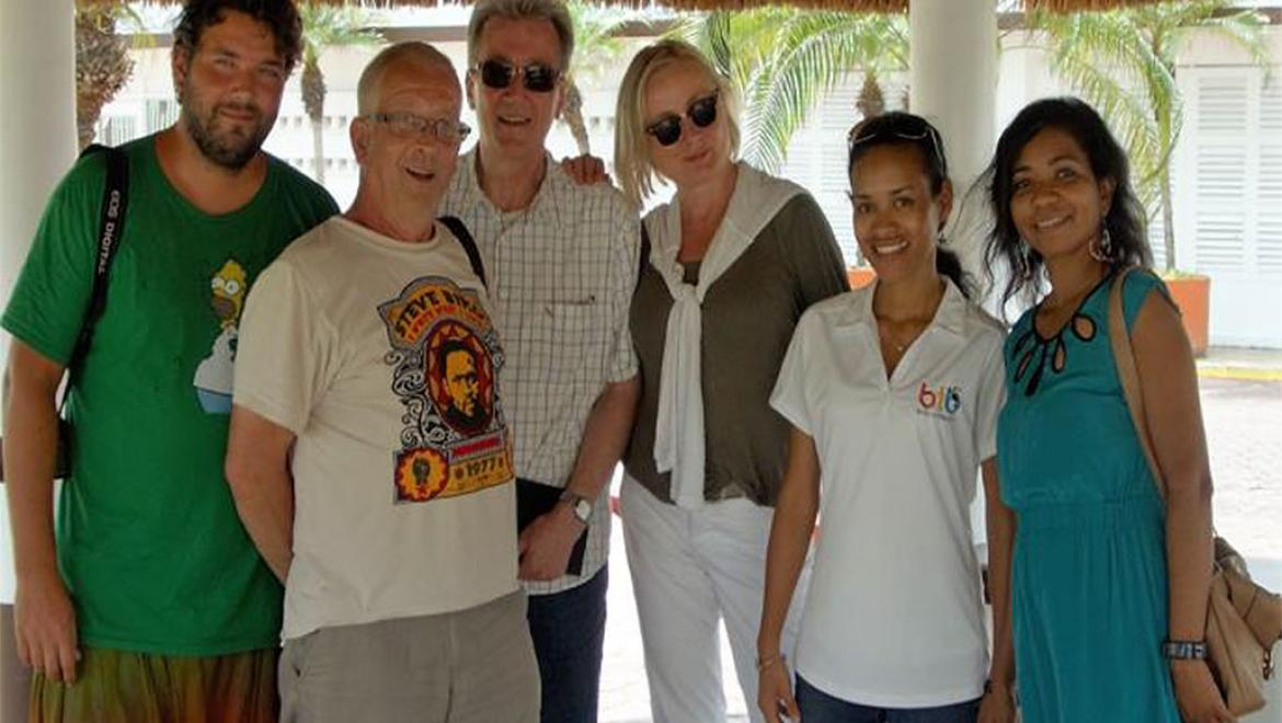 German journalists conclude working visit to Belize