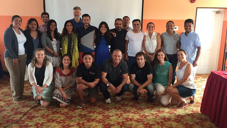 Mesoamerican Leadership Reef Program
