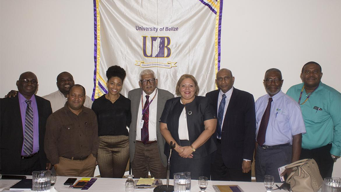University of Belize (UB) Launches its 1st MBA Program
