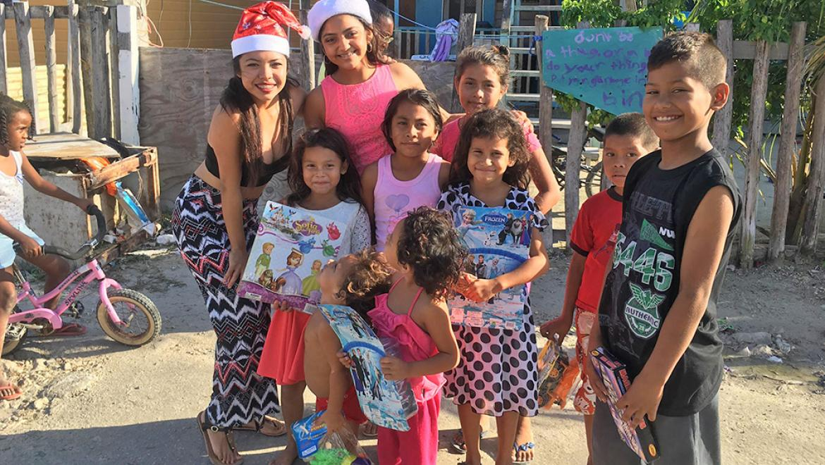 Island Youth Organize Fundraisers to Spread Christmas Cheer