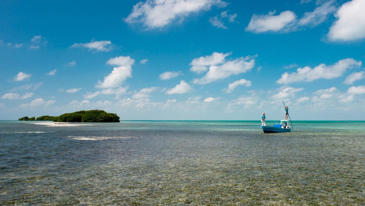 Residents of San Pedro Are Angry about Cayo Rosario