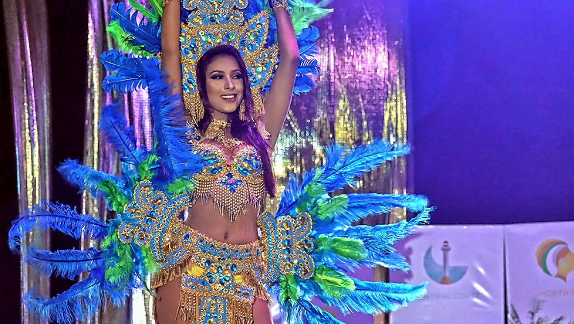 Miss Honduras Claims Crown at Costa Maya Pageant 2018