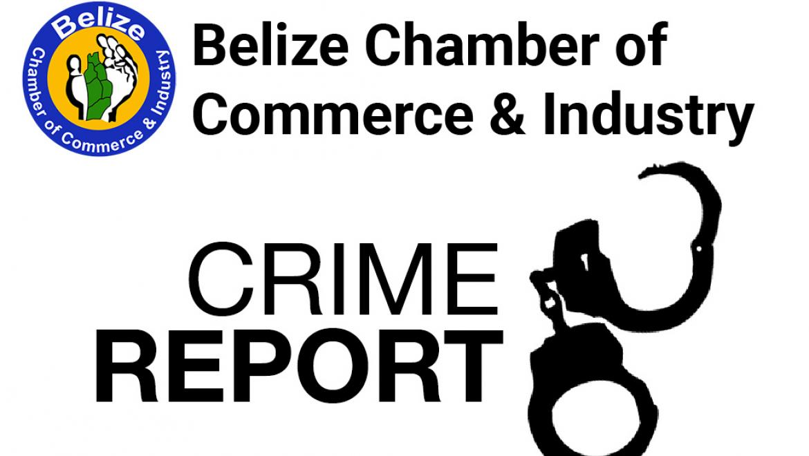 Chamber of Commerce Statement on Crime Situation in Belize
