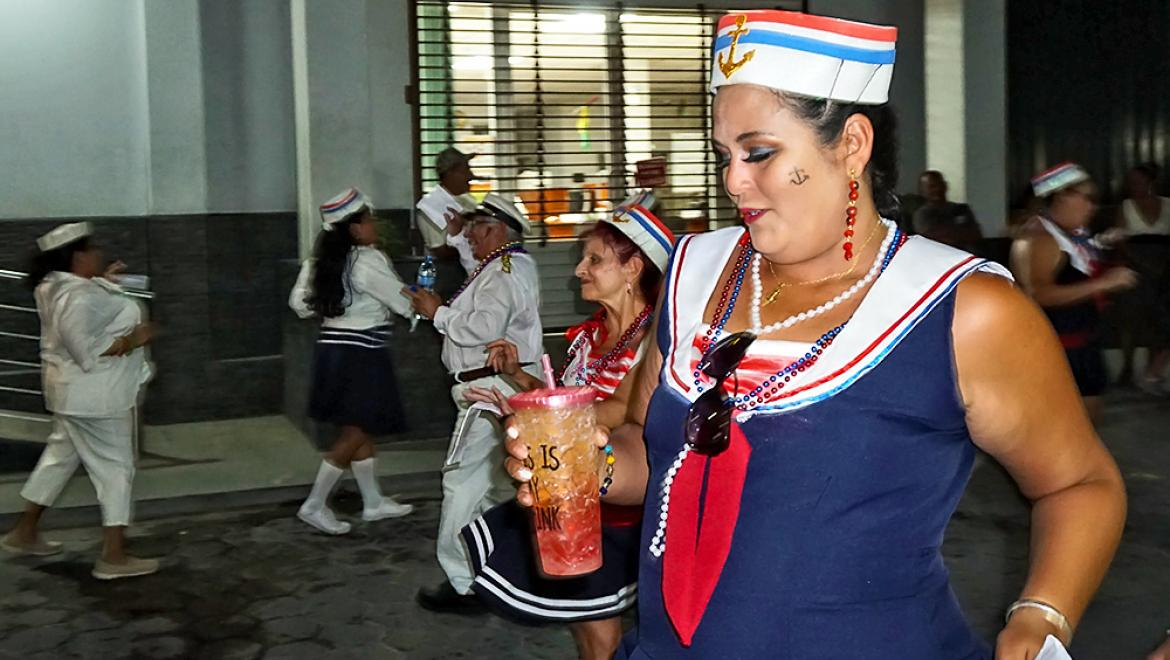 Is the Carnaval Comparsa Dying Out?San Pedro Kicks off Carnaval 2019