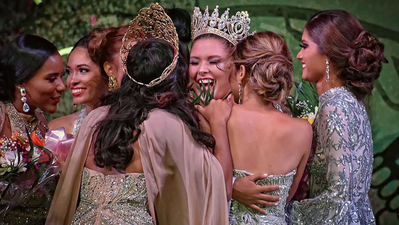 Miss Costa Rica Wins Miss Costa Maya 2019 Title