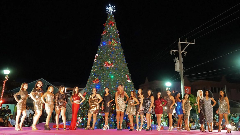 Foreva Fancy's Christmas Fashion Show