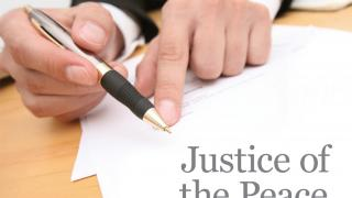 Justice of the Peace Training