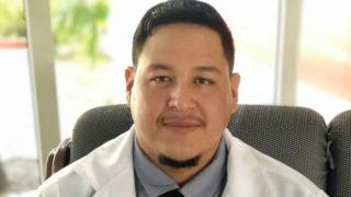 Congratulations to Newly Graduated Dr. Lucio Nunez