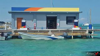Caribeña Fuel Reopens Service Station After Hurricane Damage
