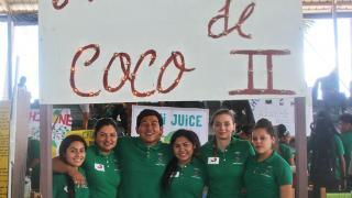 2017 Science Fair at San Pedro High School