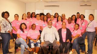 Belize Highlights International Women's Month
