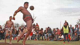 Belize Team Wins at Ancient Maya Ball Game at Teotihuacan, Mexico