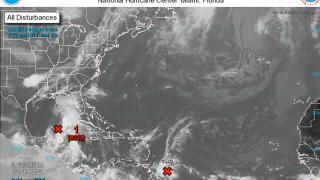 More Rain Expected as Tropical Disturbance Moves Away from Belize