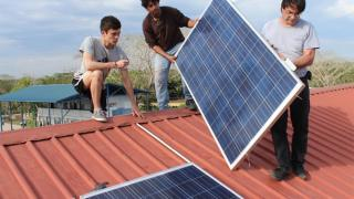 More Schools on Ambergris Caye to Receive Solar Panels by Kenyon College