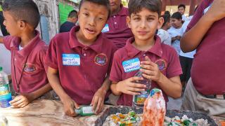 Young Minds Expand at Isla Bonita Science Fair