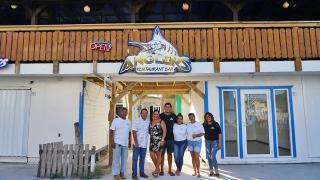 Anglers Restaurant Pays Tribute to All Belizean Fishermen