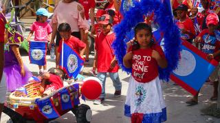 Independence Eve Children's Patriotic Parade