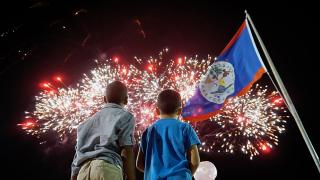 A September to Remember - Fireworks, Flag Raising Ceremony & Jouvert!