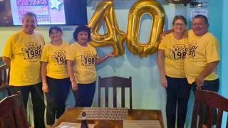 San Pedro High Class of 1980 Celebrates 40th Anniversary
