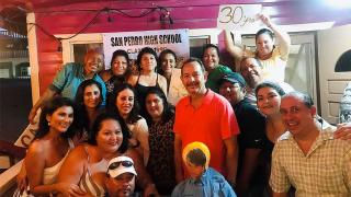 San Pedro High Class of 1990 Has a Blast at Reunion