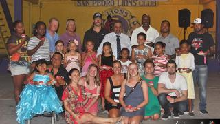 Project Abroad Hosts First Father Daughter Dance