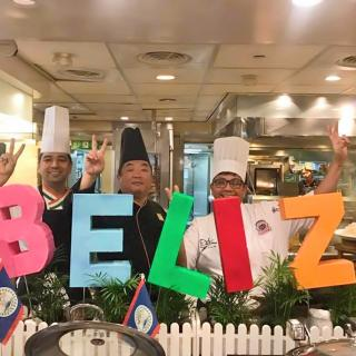 Chef Jennie Staines Shines in Taiwan's Taste of Belize