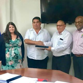 UK Aid provides GBP 25 Million to rehabilitate major Highway in Belize