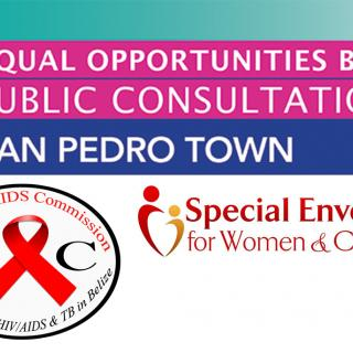Equal Opportunities Bill in Belize - Public Consultation