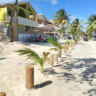 SP Town Council Commences Phase I of Beach Reclamation Project